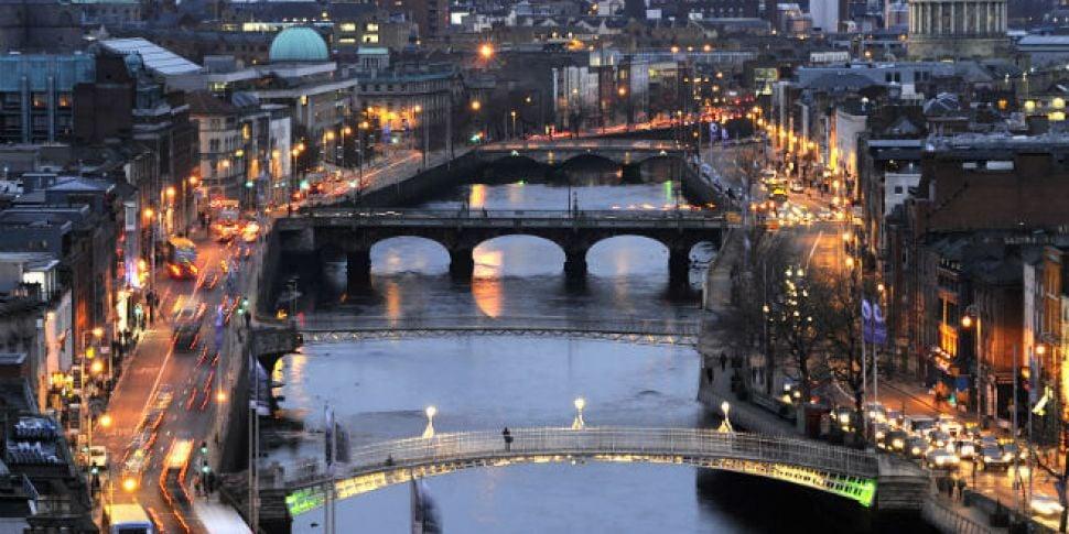 Dubliners 'happiest in the EU'...