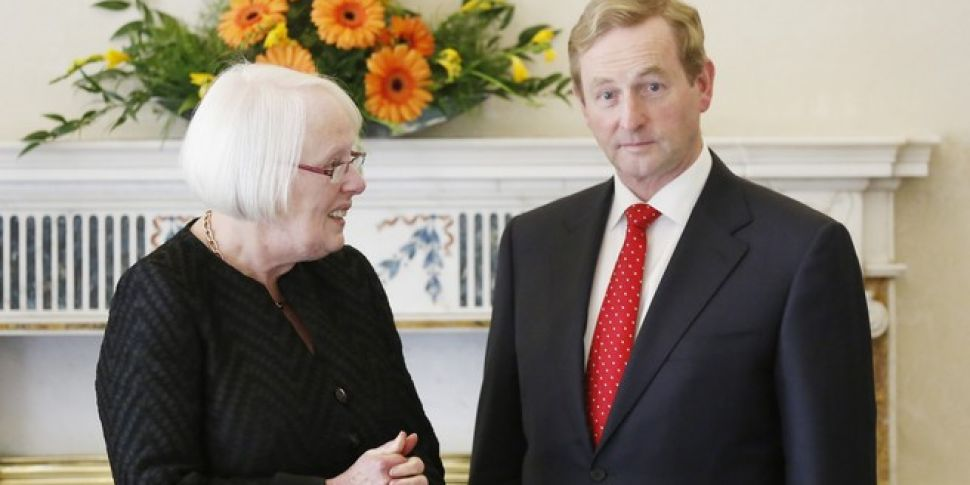 Judge Mary Laffoy to chair Cit...