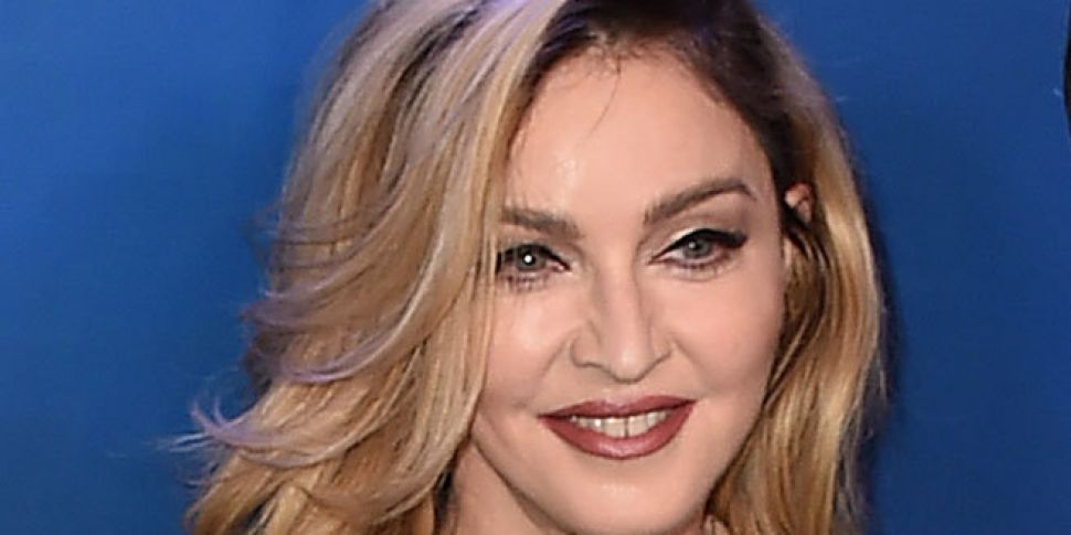 Madonna is named Woman of the...