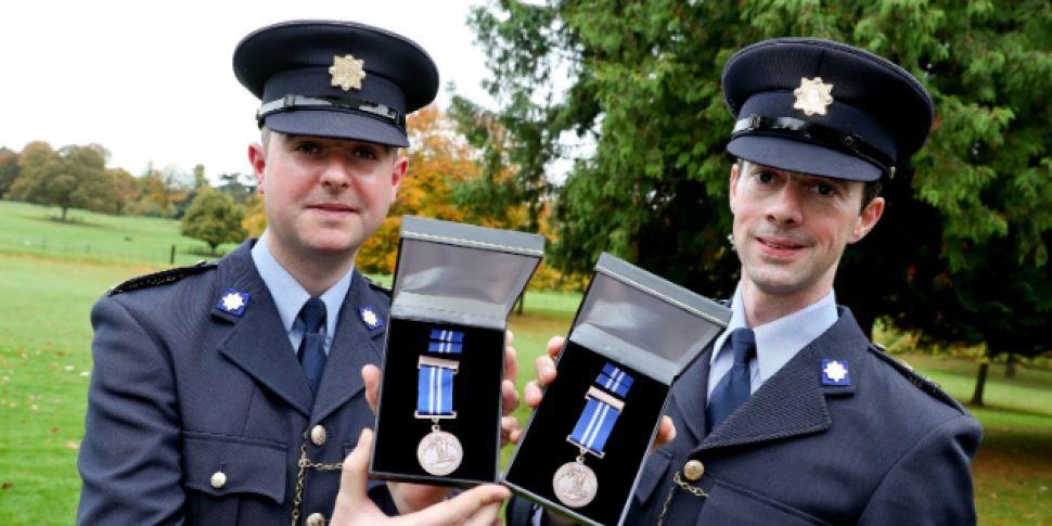 Irish heroes recognised at Nat...