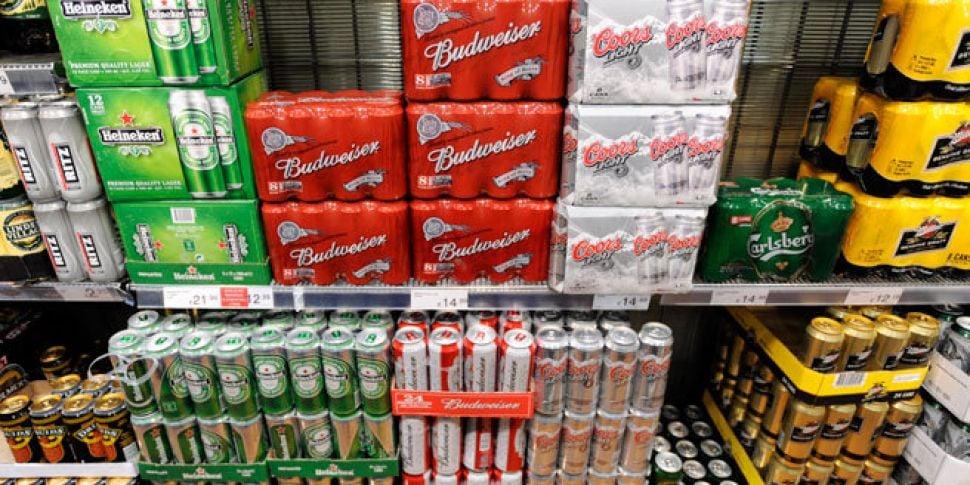 Minimum pricing on alcohol wil...