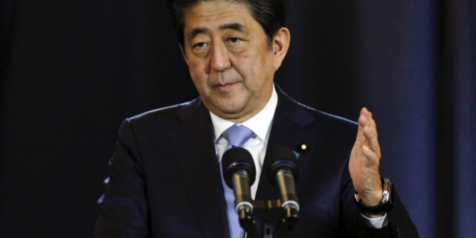 Shinzo Abe to become first Jap...