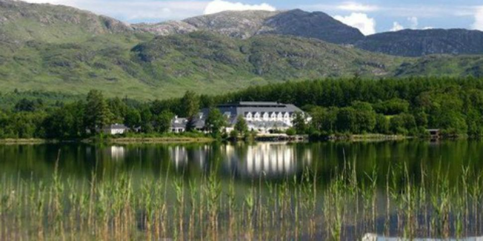 Donegal hotel named one of Eur...
