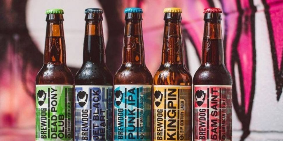 BrewDog withdraws legal threat...