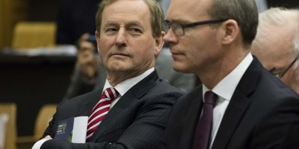 Fine Gael back on top in new o...