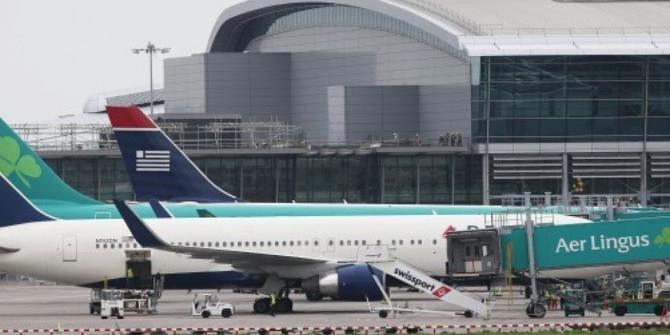 Two unions at Dublin Airport a...