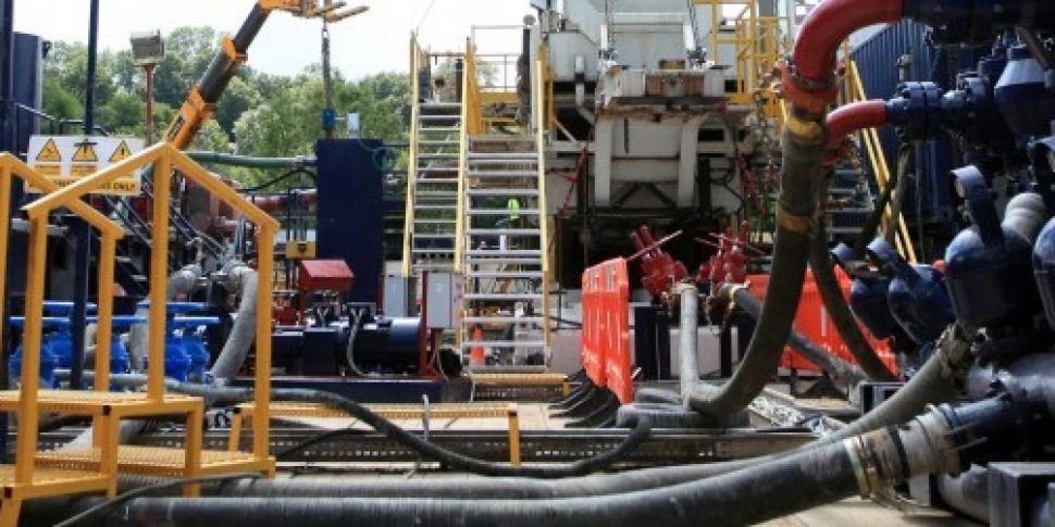 Bill banning onshore fracking...