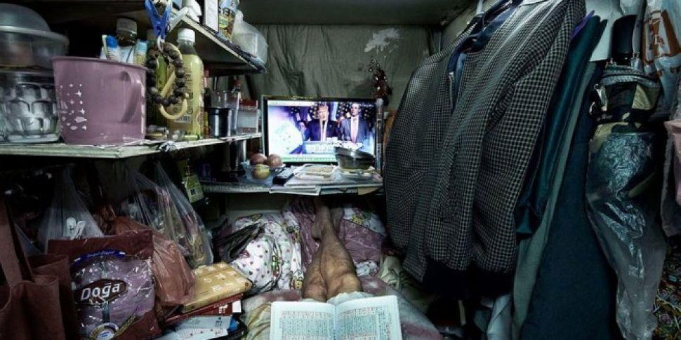 Take a look at life in Hong Ko...