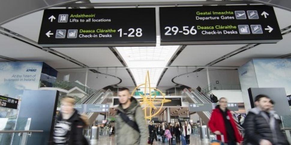 Dublin Airport sees busiest mo...
