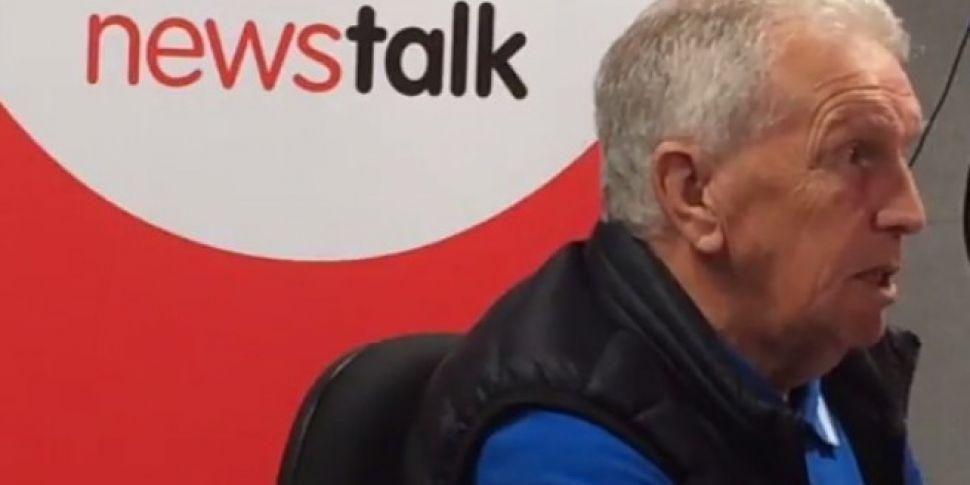 WATCH: John Giles talks Liverp...