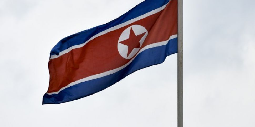 Researchers say North Korea...