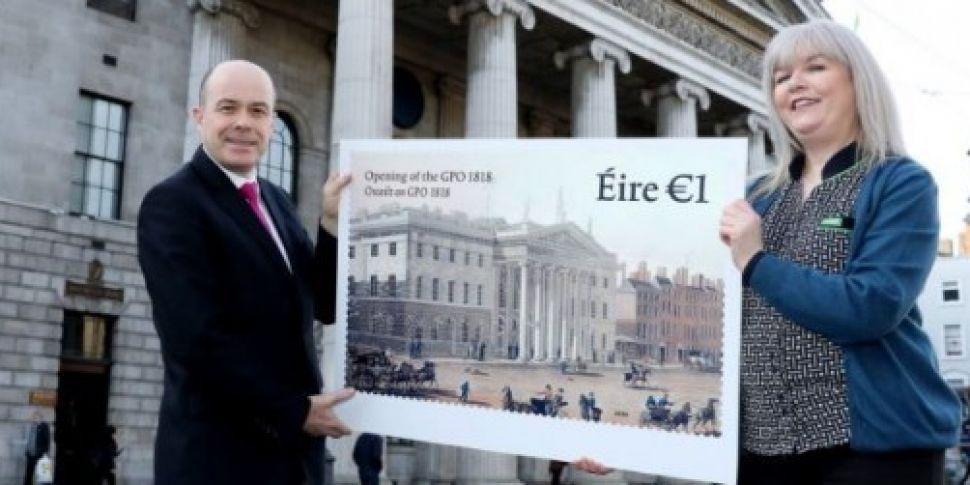 Dublin's GPO marks 200...