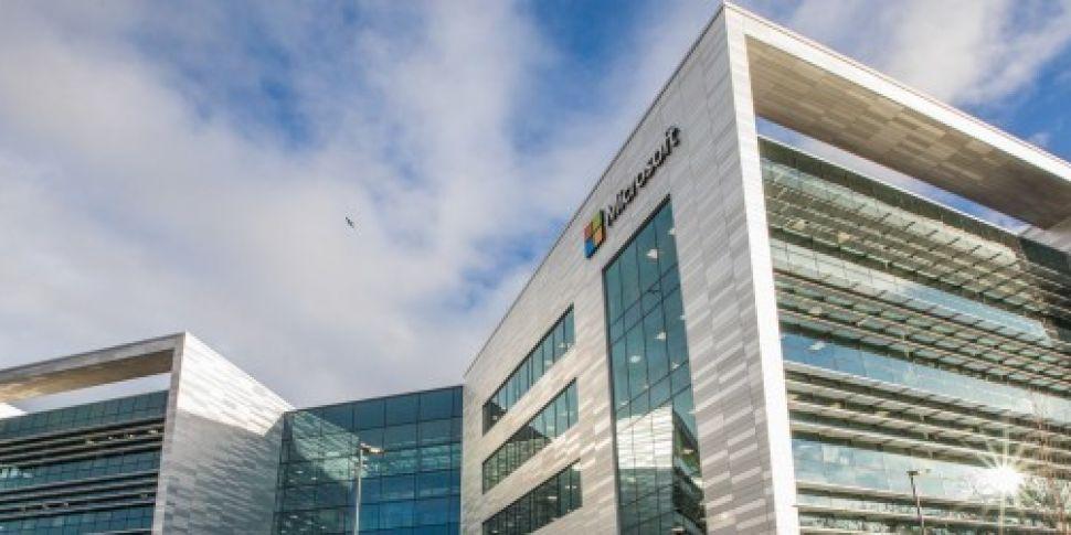 Microsoft opens new €134m Dubl...