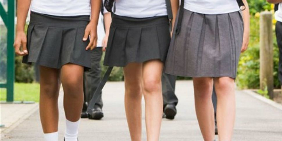 New Zealand school girls told...