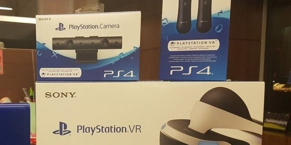 """PlayStation VR: """"The best..."""
