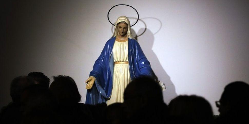 Nun apologises for saying Mary...