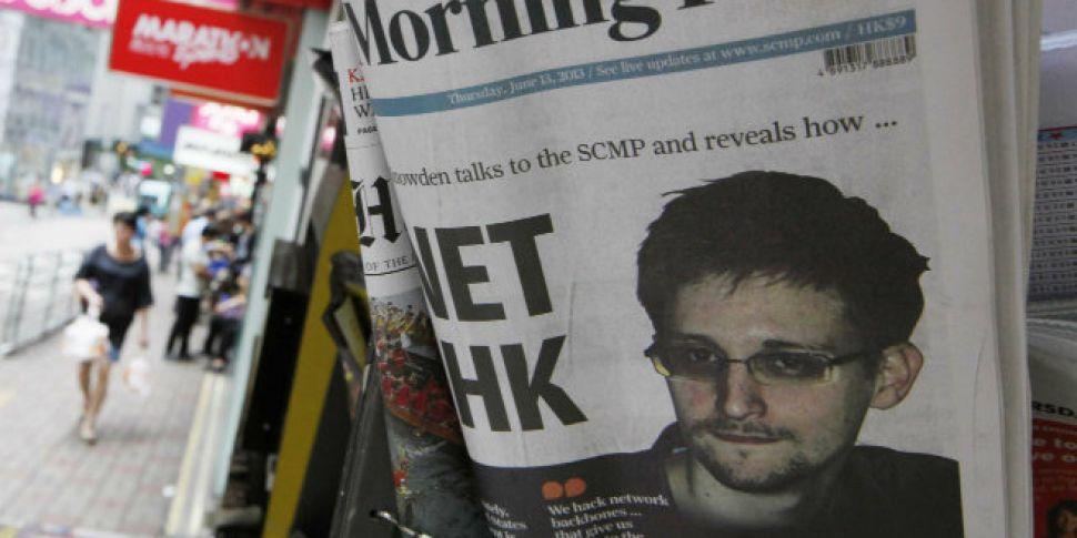 John Pilger on Edward Snowden