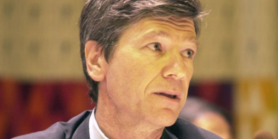 Jeffrey Sachs | Newstalk