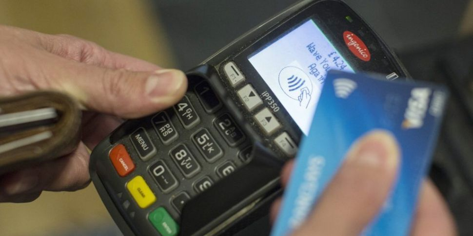 Contactless payment limits to...