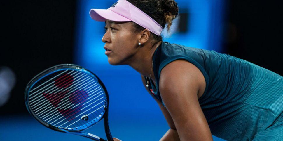Osaka will accept French Open...