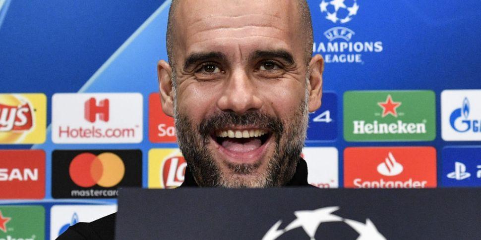 Guardiola hails Man City's uni...