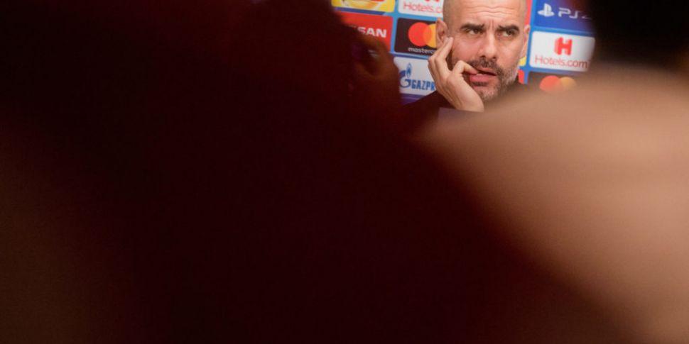 Pep Guardiola befuddles critic...