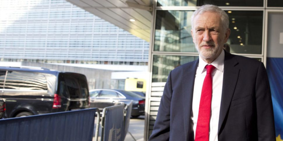 Corbyn warns of 'very serious'...