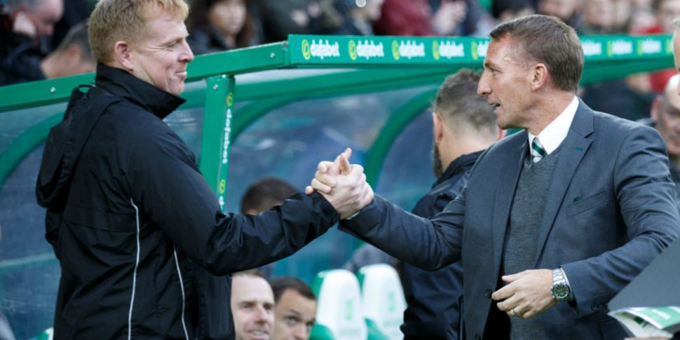 Rodgers on Lennon departure |...