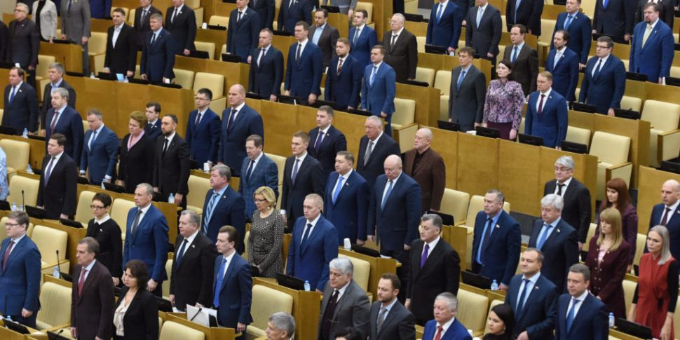 Russia approves law to ban 'di...