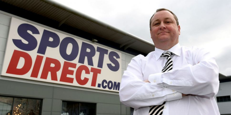 Mike Ashley aiming to exit Spo...