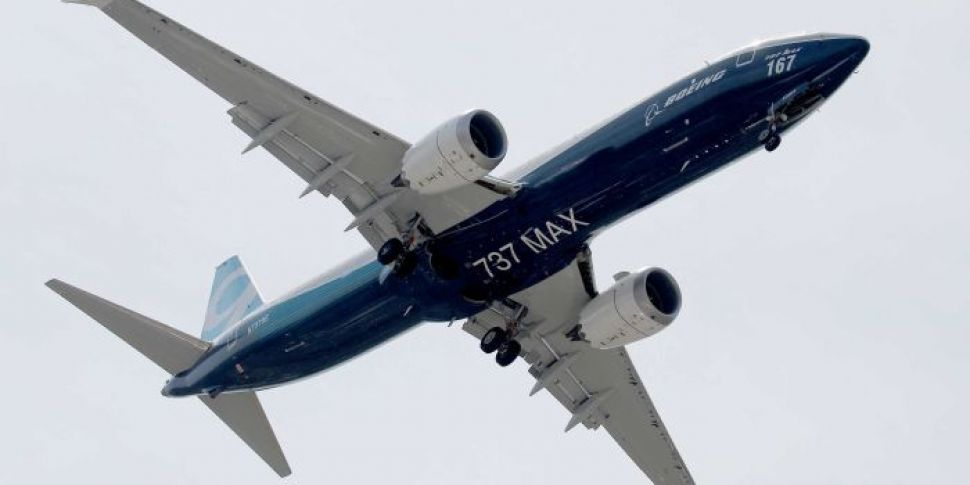 Boeing 737 Max banned from EU...