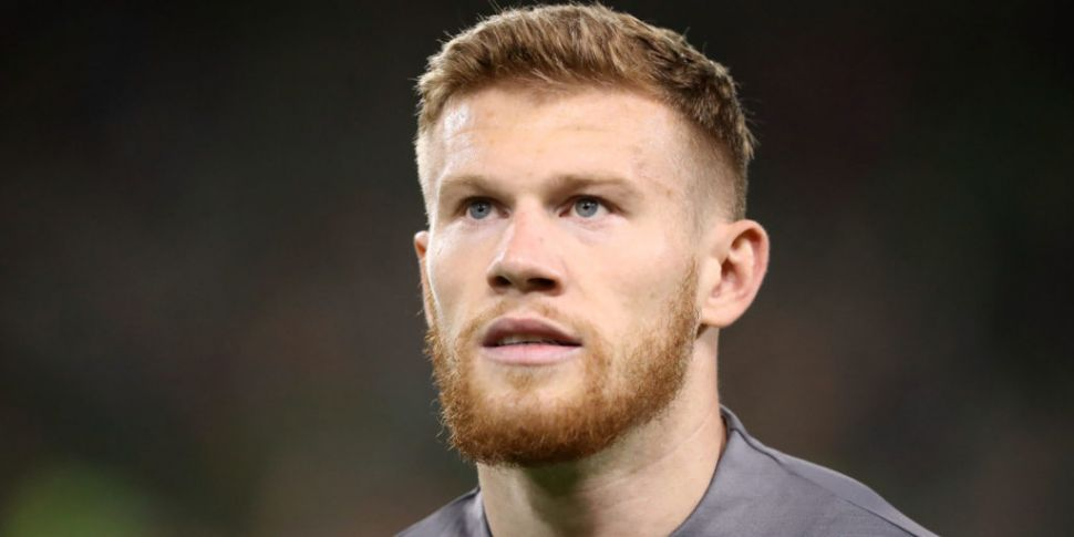 Footballer James McClean to re...