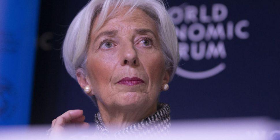 IMF chief warns Eurozone 'not...