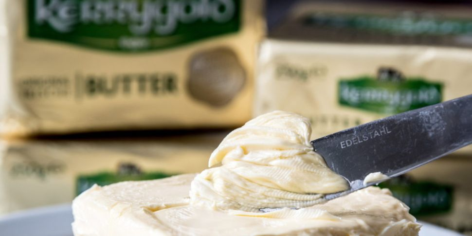 Kerrygold Butter hits number t...
