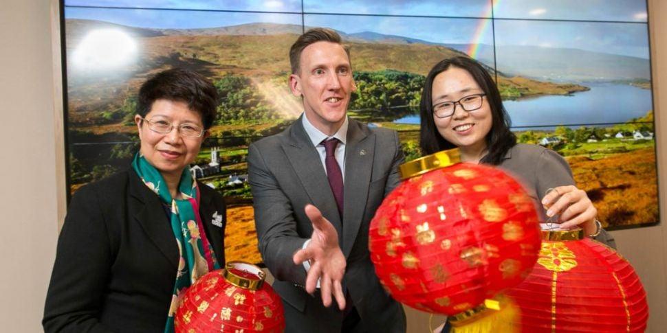 Tourism Ireland to focus on Ch...