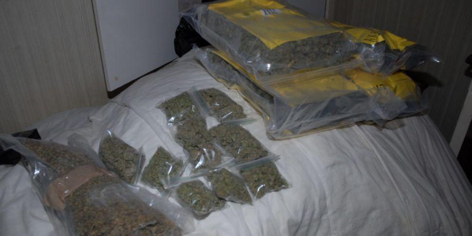 Gardaí seize drugs worth €110,...