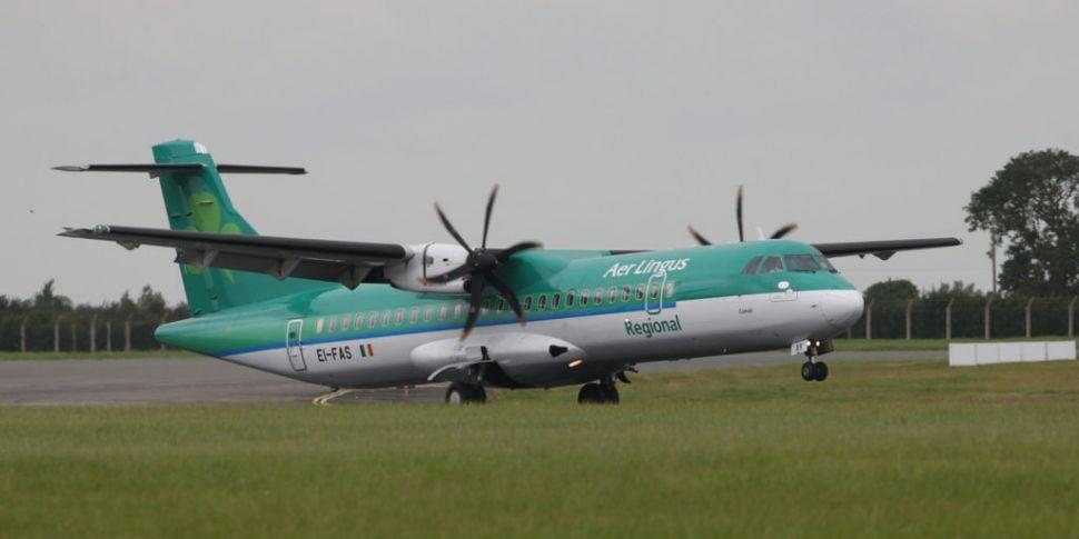 Aer Lingus cancels regional fl...