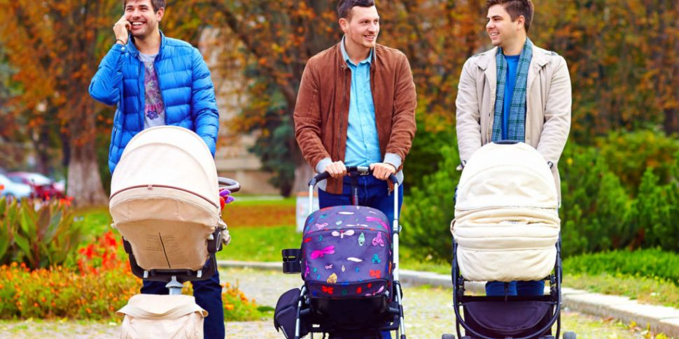 Paternity Leave-why new dads...