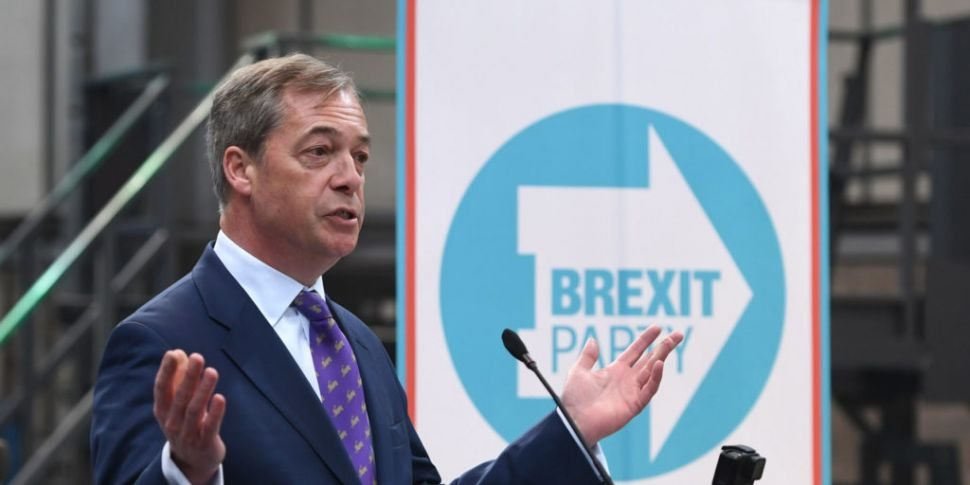 Nigel Farage launches 'Brexit...