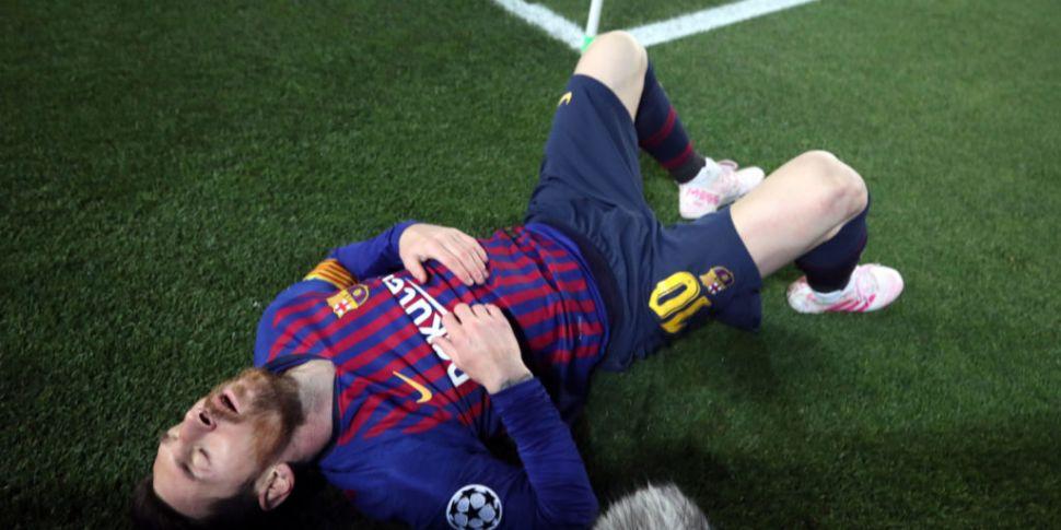 Barcelona outclass Man United...