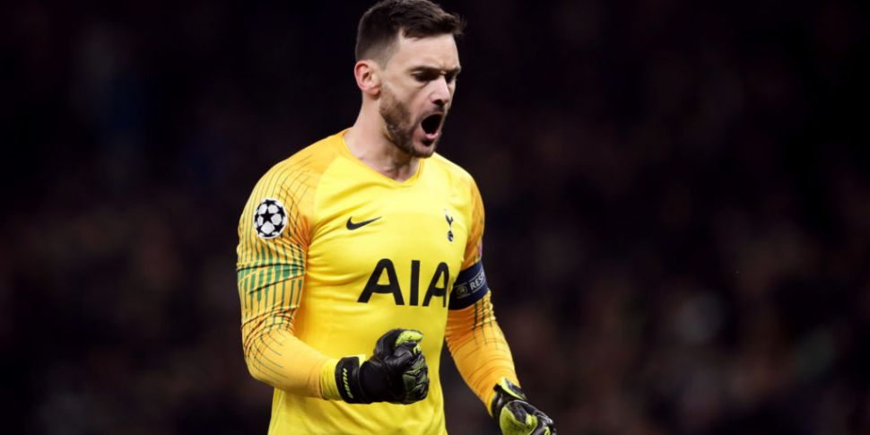 Hugo Lloris Says Spurs Are 'Re...