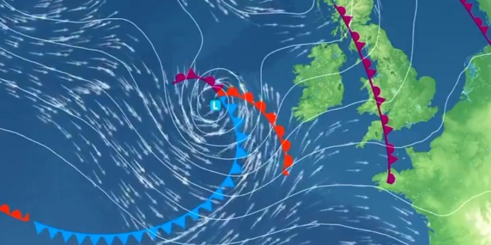 Weather alerts as Storm Hannah...