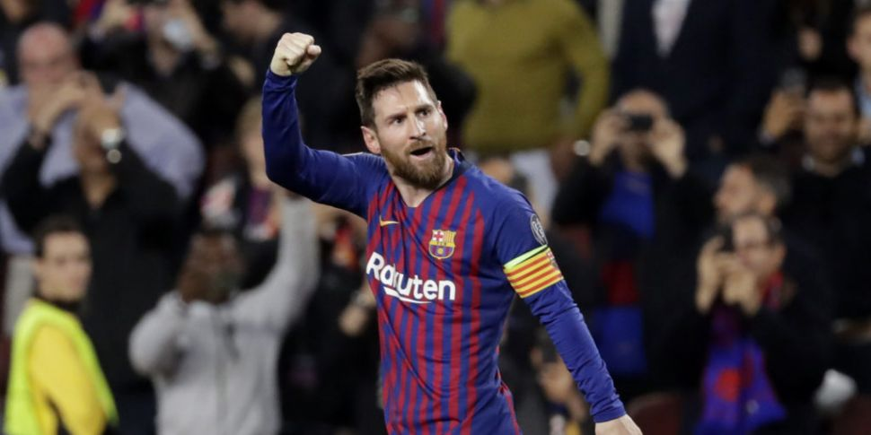 Ice-cold Messi breaks Liverpoo...