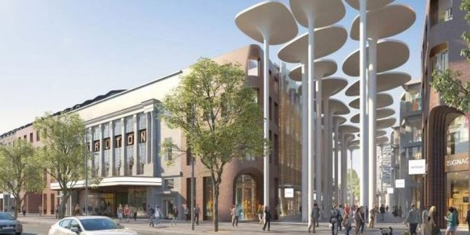 Plans unveiled to redevelop O'...