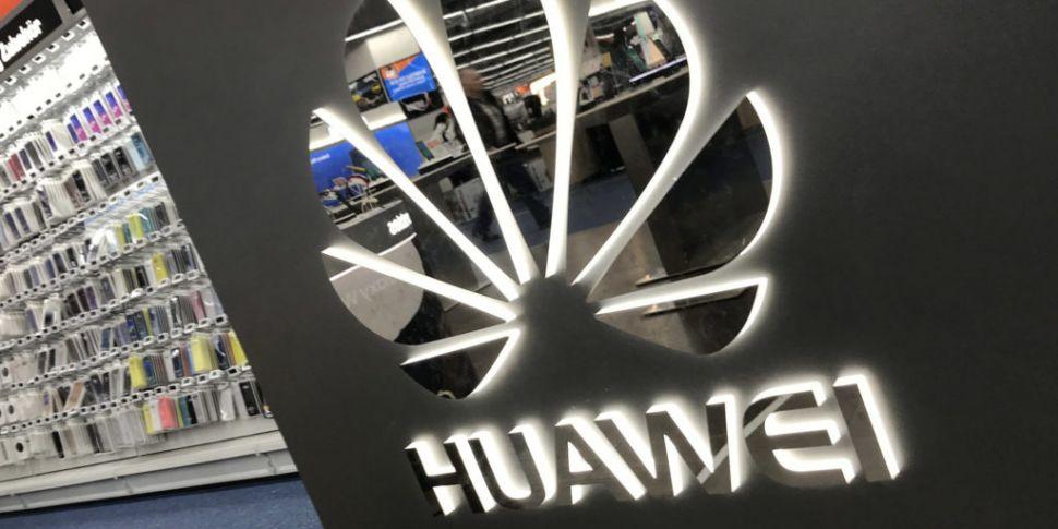 US blacklists Huawei as Trump...