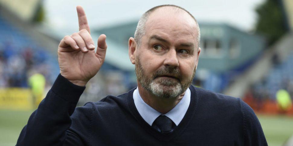 Steve Clarke appointed Scotland head coach   Newstalk