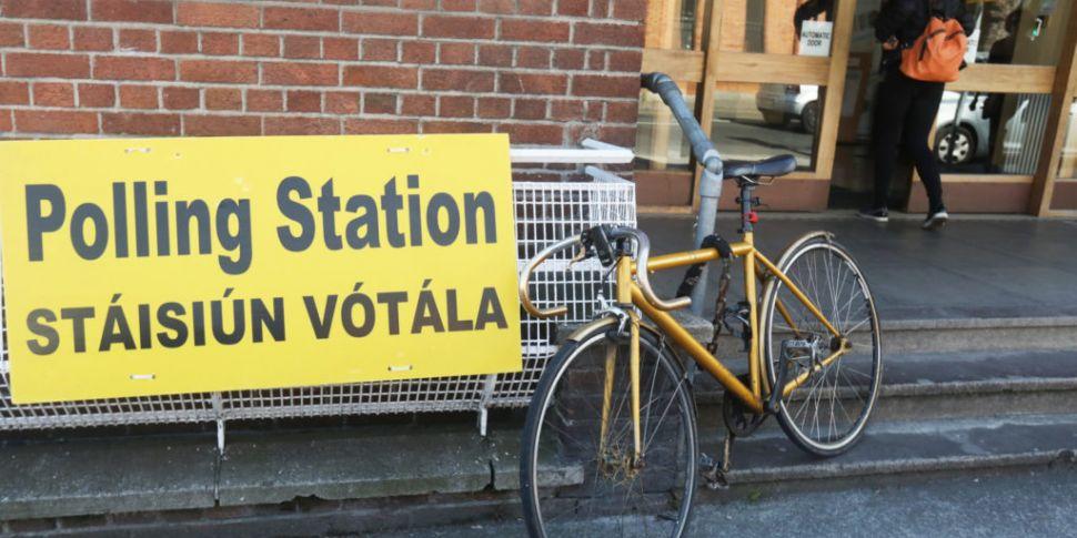 Morning top 5: Polls open acro...