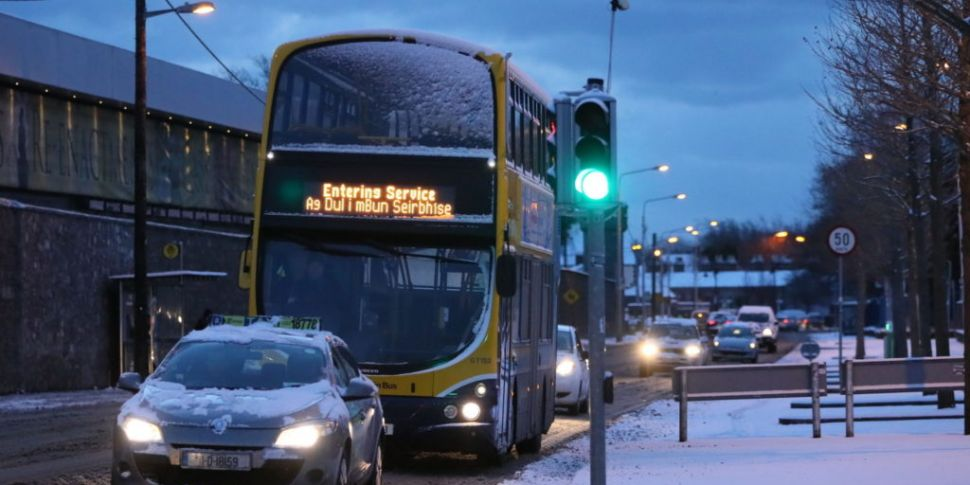 Dublin Bus set to launch first...