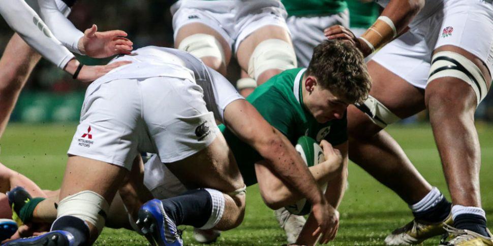 Ireland get World Rugby U20 Ch...