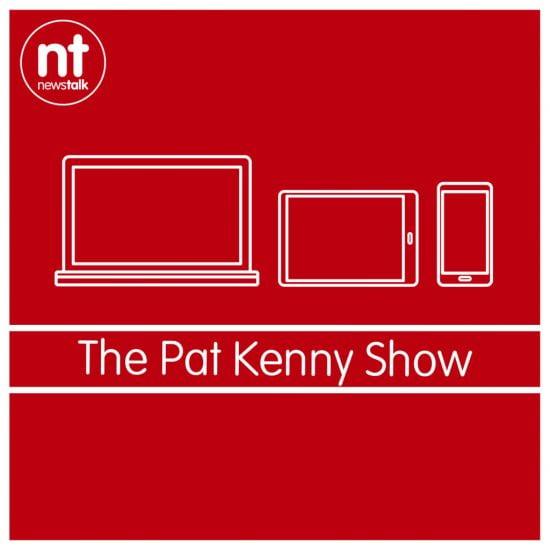 Technology on Pat Kenny